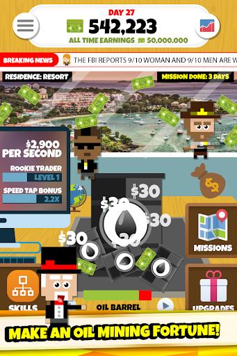 Oil Miner Tycoon: Clicker Game  screenshots EasyGameCheats.pro 2