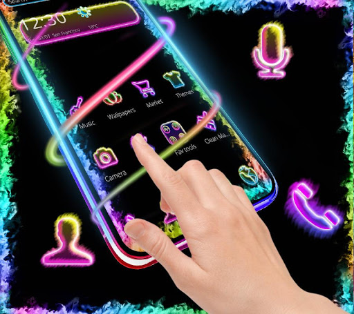 Neon Border Light Theme Hack, Cheats & Hints   cheat-hacks com
