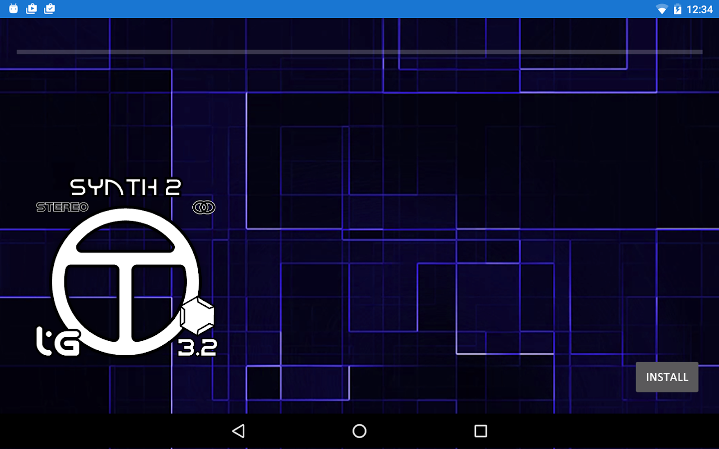 Caustic 3.2 Synth Pack 2- screenshot