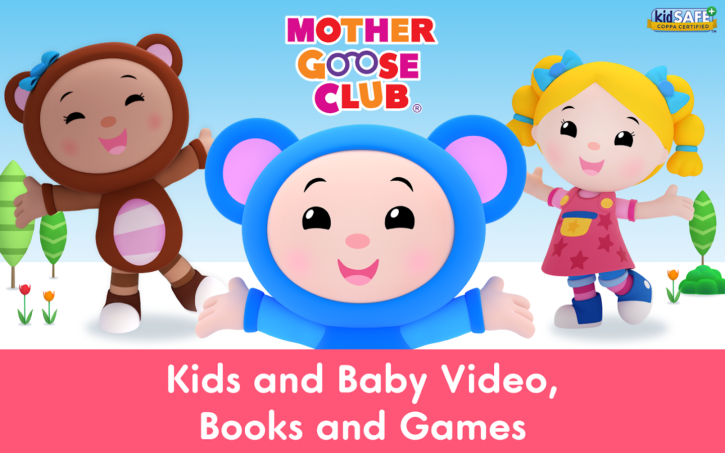 Mother Goose Club - Nursery Rhymes and Baby Videos- screenshot