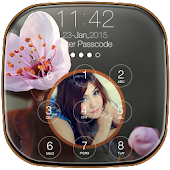 My Photo Keypad Lockscreen