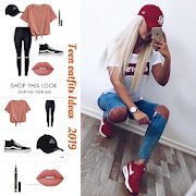 Teen Outfits Idea 2019