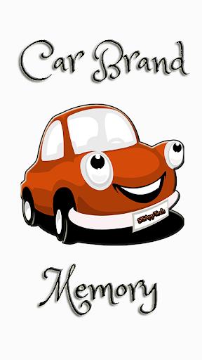 Car Brands Memory