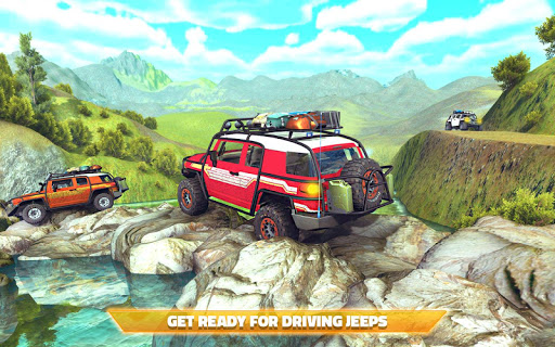 Offroad Jeep Driving 2020: 4x4 Xtreme Adventure filehippodl screenshot 6