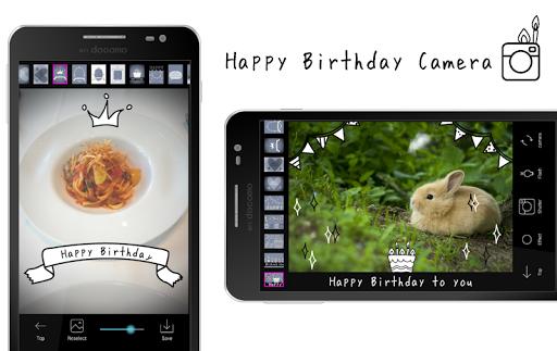 Happy Birthday Camera 2.0.3 Windows u7528 2