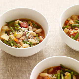 Slow Cooker Minestrone.