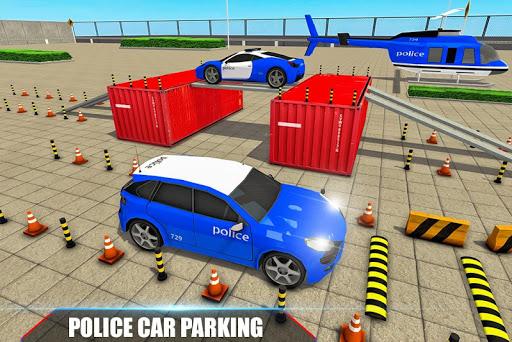 Modern Police Car Parking 2020: Multi Level Parker painmod.com screenshots 11