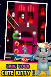 Rescue Kitty – Cat in Distress screenshot 1
