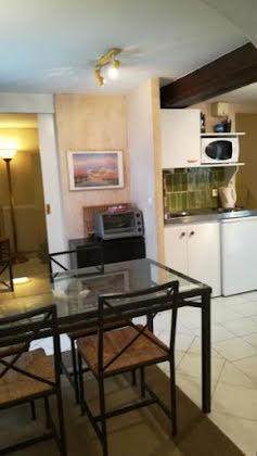 Location appartement meublé 2 pièces 30,73 m2