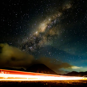 by Eko Madiasto - Landscapes Starscapes