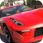 Speed X Traffic Racer: Simulateur de conduite 2019 icon