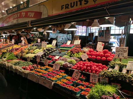 A Short Trip Visiting Seattle and Vancouver