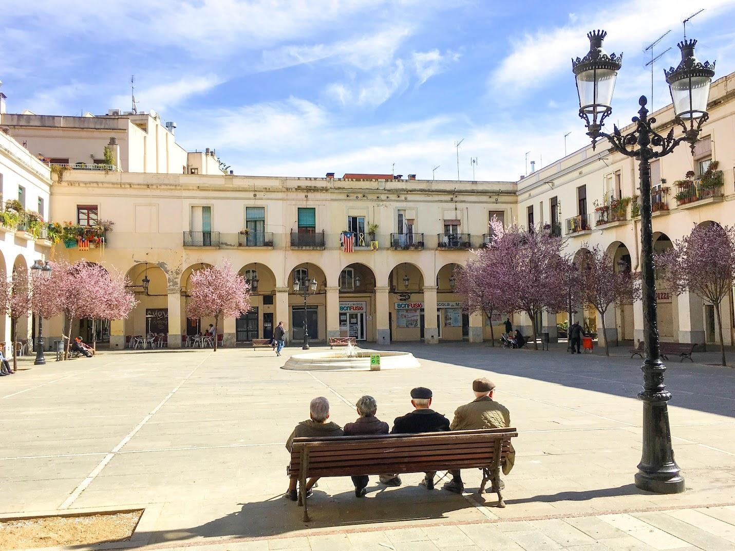 Plaça Massades
