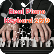 Real New Piano Keyboard - perfect piano