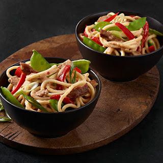 Thai-Pork Noodle Bowl