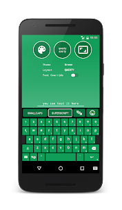 Tɪɴʏ Tᴇxᴛ Keyboard screenshot