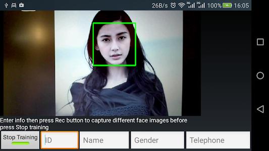 Face Recognition screenshot 5