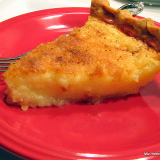 Grandmothers Buttermilk Pie