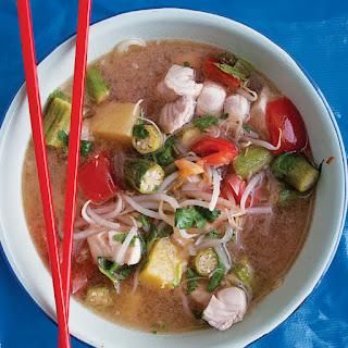 Canh Chua Cá (Sour Fish Soup)