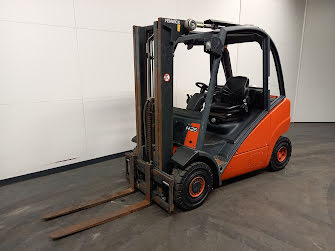 Picture of a LINDE H25T-01