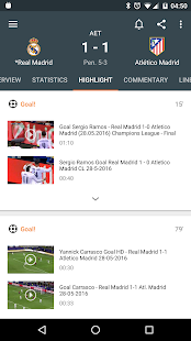 Super Scores - Live Scores- screenshot thumbnail