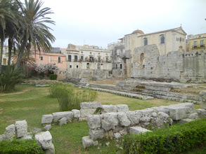 Photo: Ruins, Ortygia, Siracusa