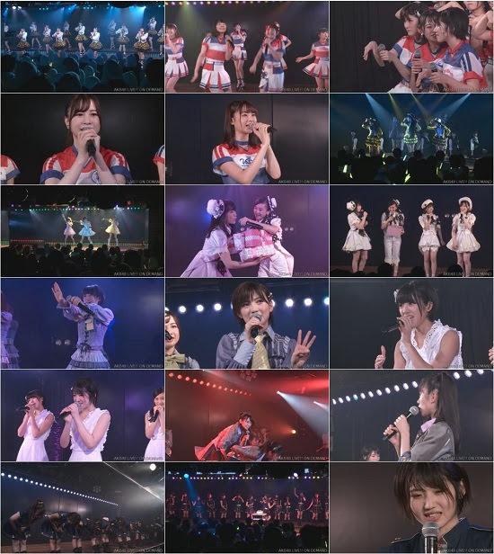 (LIVE)(720p) AKB48 チーム4 「手をつなぎながら」公演 村山彩希 生誕祭 Live 720p 180625 180626