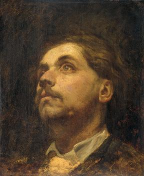 matthijs maris, portret van jacob maris