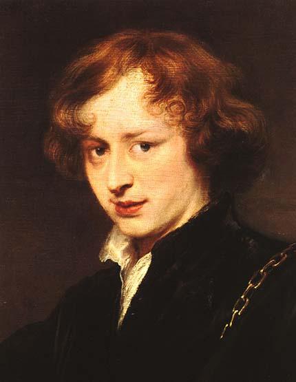 anthony van dyck, zelfportret