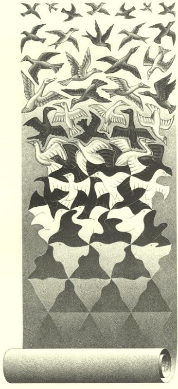 Maurits Escher, bevrijding