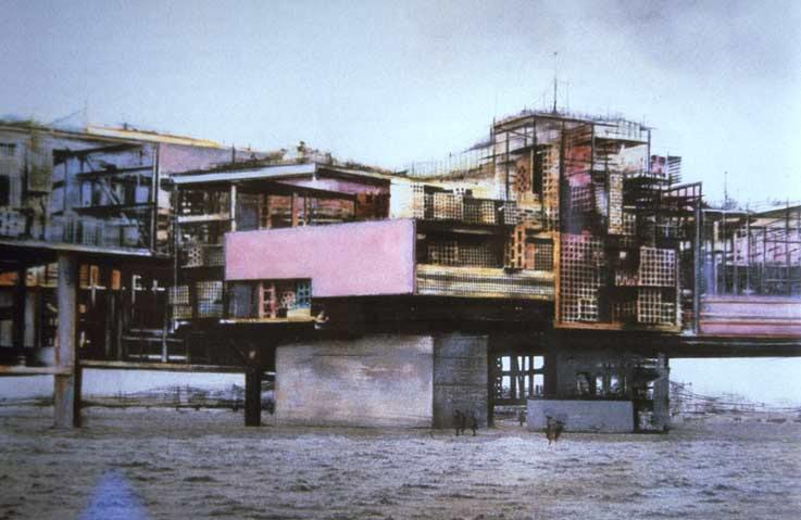 Constant Nieuwenhuys, New Babylon