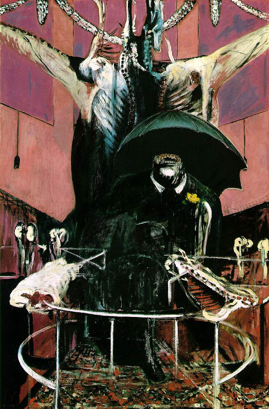 francis bacon, painting