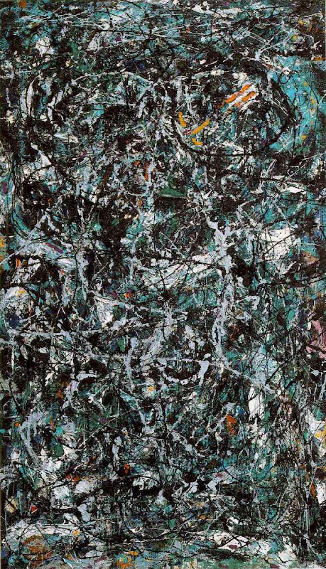 Jackson Pollock, Full Fathom Five