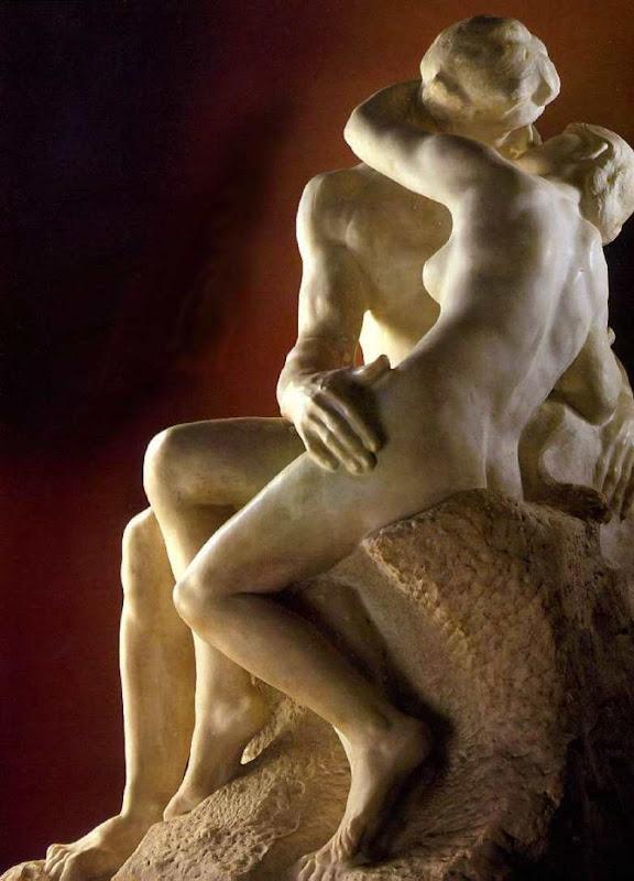 Auguste Rodin, de kus