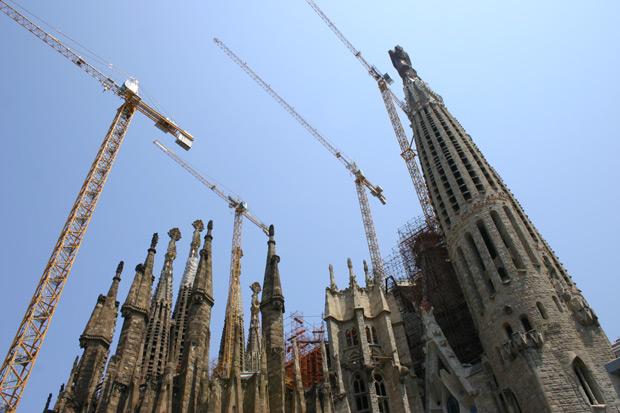 Antoni Gaudí, Sagrada Família