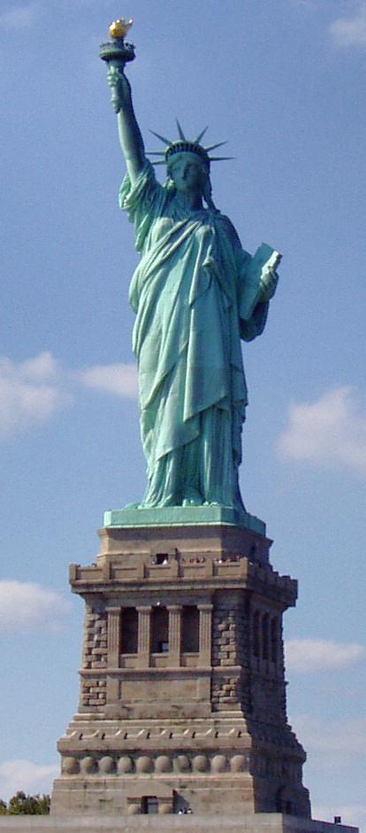 vrijheidsbeeld, derek jensen