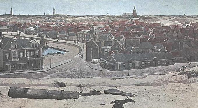 Hendrik Willem Mesdag, panorama Scheveningen