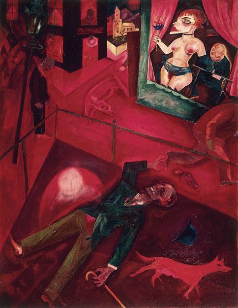George Grosz, Selbstmord