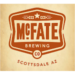 "Logo of McFate ""King Size"" Candy Bar Milk Stout"