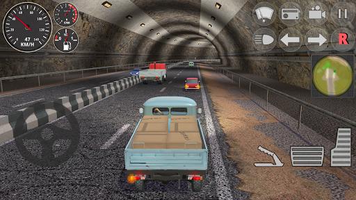 Hard Truck Driver Simulator 3D apkdebit screenshots 7