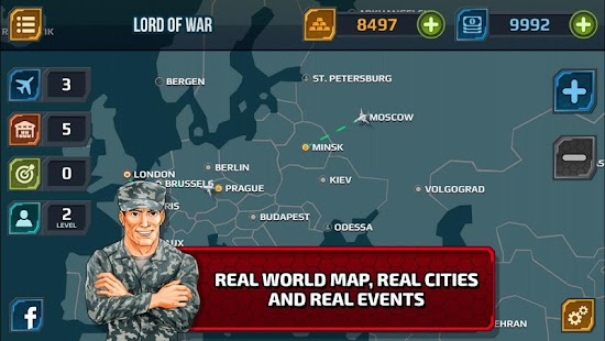 The Lord of War v2 MOD APK (Unlimited Money)