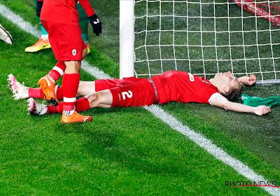 """Haroun en De Laet unisono: """"Geen galamatch tegen Tottenham, wij gaan voor resultaat"""""""