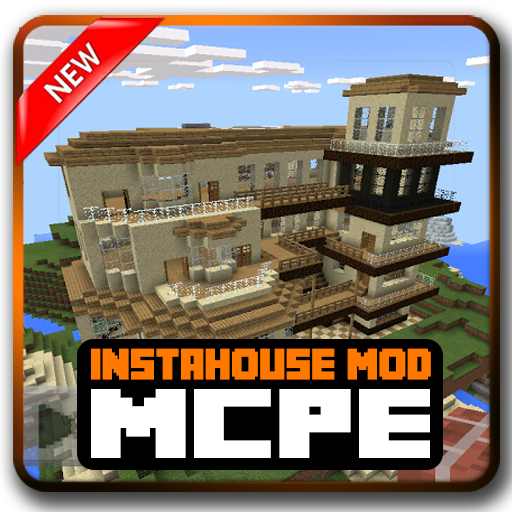 Insta House For Minecraft Apps On Google Play