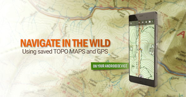 BackCountry Nav Topo Maps GPS- screenshot thumbnail