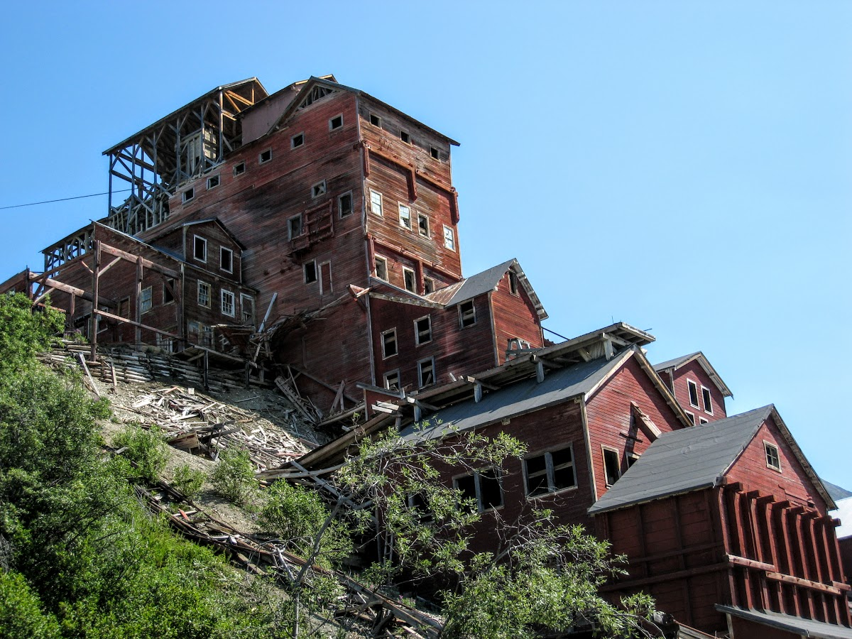 Old Kennicott Mines