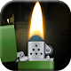 Cigarette lighter for free (app)