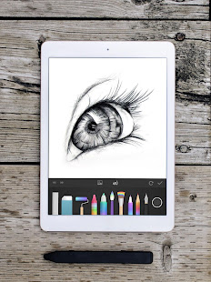 App PaperColor : Paint Draw Sketchbook & PaperDraw APK for Windows Phone