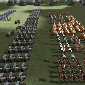 MEDIEVAL WARS: FRENCH ENGLISH HUNDRED YEARS WAR