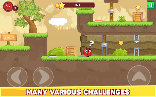 Bounce Ball 5 - Jump Ball Hero Adventure apktram screenshots 12