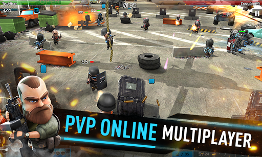 WarFriends: PvP Shooter Game 2.3.0 screenshots 2